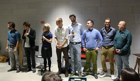 Startrampe Siegerteams 2014